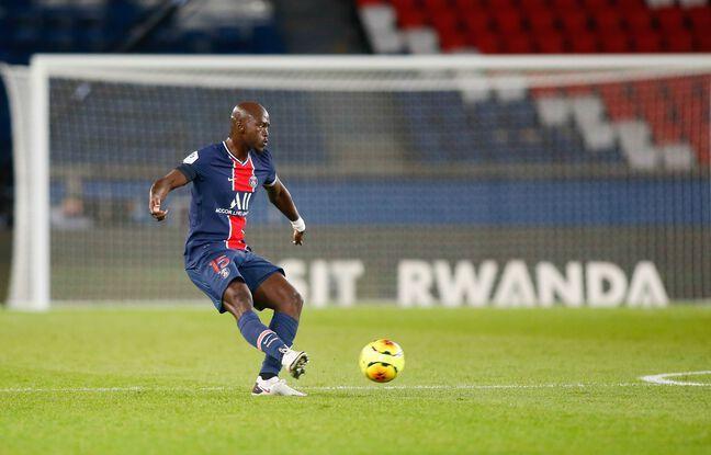 Danilo a joué défenseur central contre Dijon samedi soir.