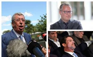 Balkany, Valls et Russier