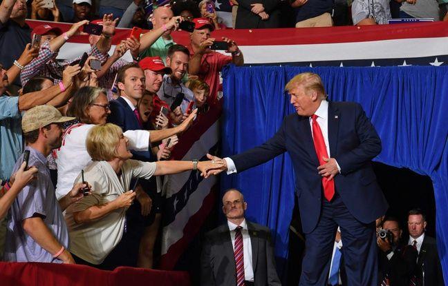 Etats-Unis: En campagne, Donald Trump fait huer quatre élues démocrates qui «détestent» l'Amérique