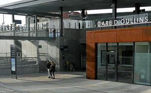 Le métro est prolongé jusqu'à Oullins depuis le 11 décembre.