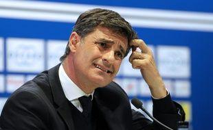Michel a été confirmé jusqu'à la fin de saison sur le banc de l'OM par Maragarita Louis-Dreyfus, le 5 avril 2016.