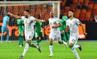 Algérie- Sénégal, finale de la CAN 2019