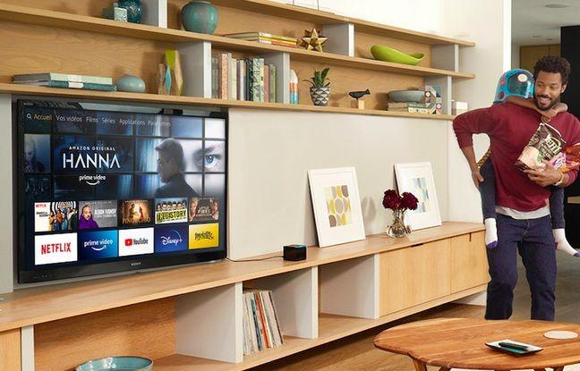 Le Fire TV Cube 4K offre une expérience visuelle et sonore parfaite.