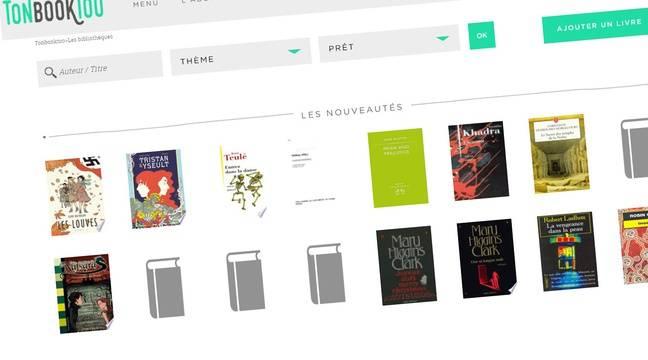 Tonbooktoo.com, un site pour échanger et vendre ses livres