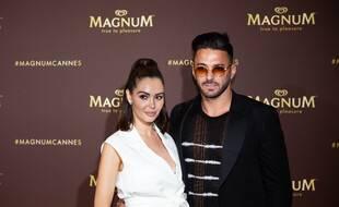 L'influenceuse Nabilla Benattia et son mari Thomas Vergara
