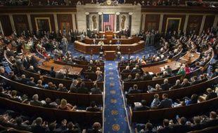La chambre des représentants, le 29 octobre 2015 à Washington