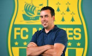 Matthieu Bideau, le responsable du recrutement du centre de formation.
