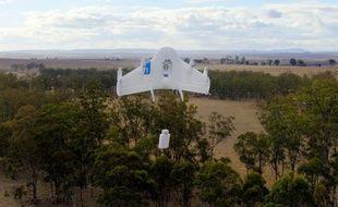Un drone du «Project Wing» de Google.