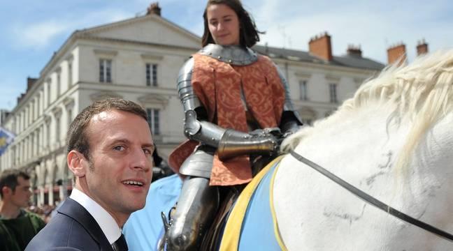 Video A Orleans Emmanuel Macron Cultive Encore L Ambiguite