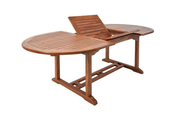 Table de jardin Vanamo