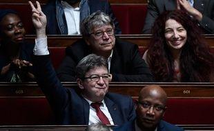 Jean-Luc Mélenchon est heureux de lancer son école insoumise