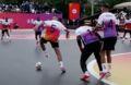 Les joueurs d'Ile-de-France s'affrontent sur le terrain d'Impulstar, Brut.