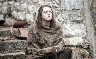 Arya Stark a perdu la vue à la fin de la saison 5 de Game of Thrones