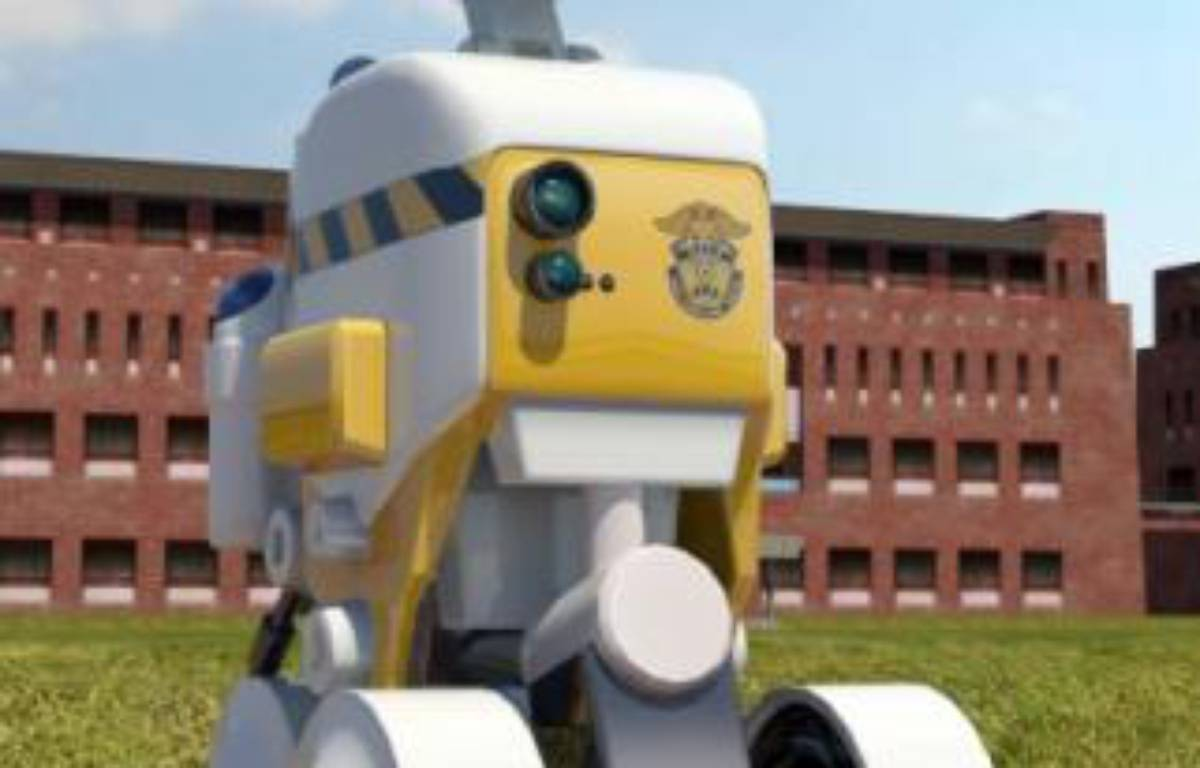 La Corée du sud va déployer trois robots gardiens de prison au printemps 2012. – YONHAP NEWS