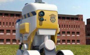 La Corée du sud va déployer trois robots gardiens de prison au printemps 2012.