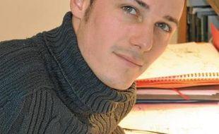 Julien s'est installé à Montpellier en 2009.