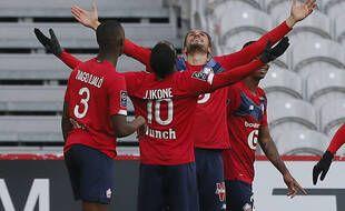 Yazici et les Lillois ont de quoi lever les bras au ciel après le succès face à Monaco