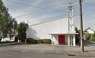 A Nantes, une vingtaine de véhicules garés à proximité de l'église Saint-Jean-Baptiste, quartier Doulon-Bottière, ont été victimes de vols à la roulotte pendant la messe de minuit, samedi soir.