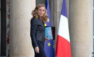 La ministre de la Justice Nicole Belloubet.