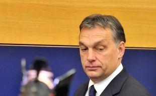 Le Premier ministre hongrois Viktor Orban était attendu mardi à Bruxelles pour négocier une modification de plusieurs de ses lois controversées et tenter d'obtenir ensuite des prêts internationaux, alors que son pays est sous la menace de sanctions financières par l'UE.