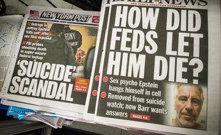 Le directeur de la prison fédérale de Manhattan où le financier Jeffrey Epstein a été retrouvé mort samedi, a été muté à titre temporaire.