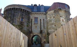 Vue actuelle des portes Mordelaises.