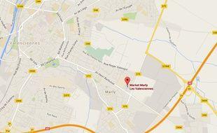 La commune de Marly, près de Valenciennes, dans le Nord.