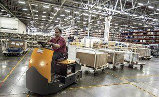 Les métiers de la logistique ont été boostés avec la crise du coronavirus.