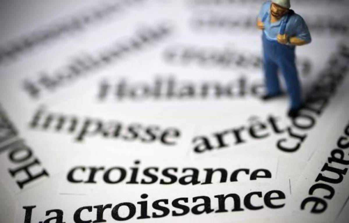Photo d'illustration croissance – Joel Saget AFP