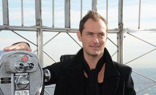 L'acteur Jude Law