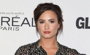 La chanteuse et actrice Demi Lovato