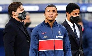 Malgré un Kylian Mbappé hallucinant, le PSG échoue sur la deuxième marche du podium en Ligue 1.