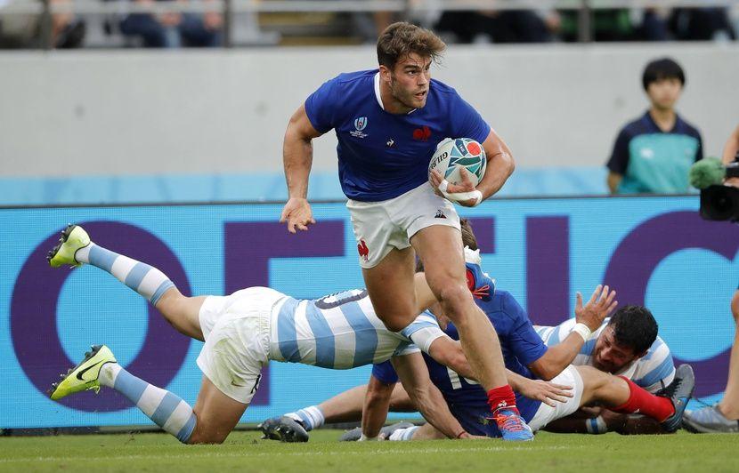 Coupe du monde de rugby: Des nouvelles de Penaud, du shopping et un typhon... C'est le journal du XV de France