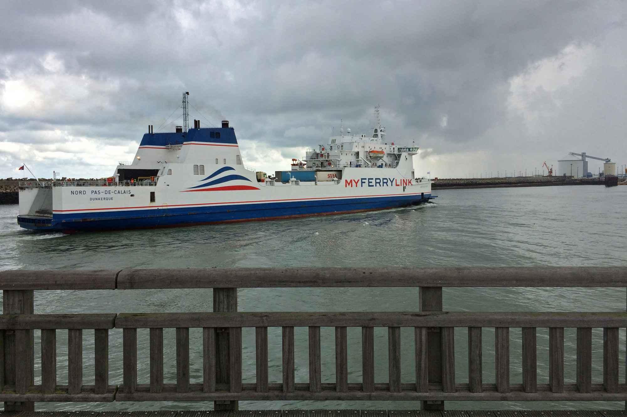La Scop Seafrance Doit Plus De 19 Millions D 39 Euros Myferrylink