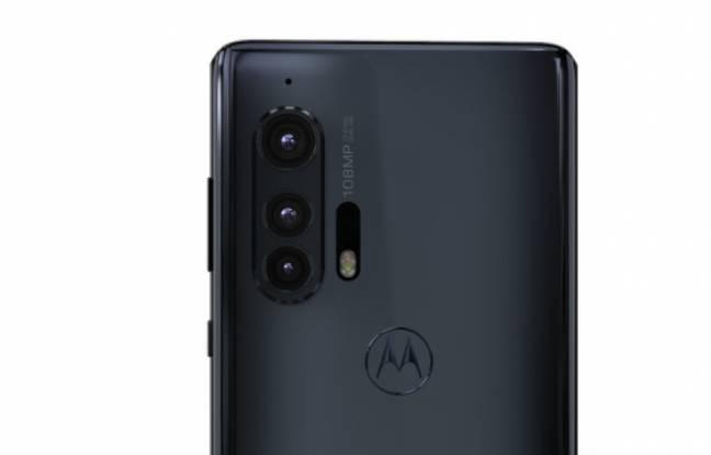Motorola lance un concurrent à l'iPhone et au Galaxy S à moins de 600€