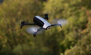 Le survol des parcs nationaux français par un drone est interdit.