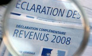 Impôts: déclaration de revenus