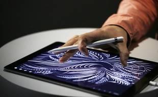 L'iPad Pro sera commercialisé en novembre à partir de 799 dollars.