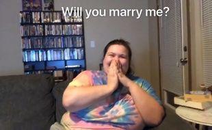 Une demande en mariage improbable - Le Rewind