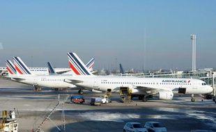 En 2009/2010, 1.800 personnes avaient quitté Air France via des départs volontaires, limités au personnel au sol.