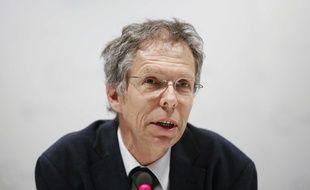 Christoph Buehrer, chef du service de néonatologie de l'hôpital de la Charité à Berlin, le 27 mai 2015.