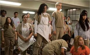 Image extraite de la saison 4 «d'Orange is the new black»