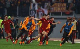 La Roma qualifiée après sa victoire contre le Barça.