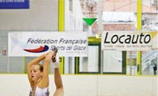 La patinoire Jean-Bouin servira de centre d'entraînement.
