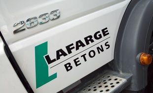 L'usine toulousaine de Lafarge a été bloquée par un collectif de personnes handicapées, le 11 septembre 2018. Illustration.