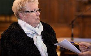 Chantal Beining, la mère de Cyril, a été appelée à la barre le 12 mai 2017.