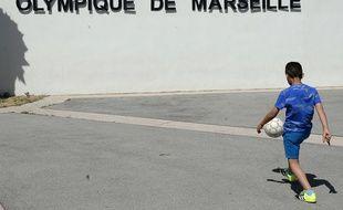 L'entrée de la Commanderie à Marseille