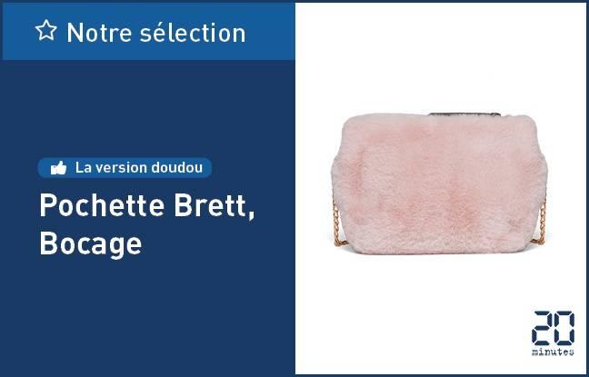 Pochette Brett, de Bocage