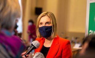 La ministre de l'Industrie Agnès Pannier-Runacher.