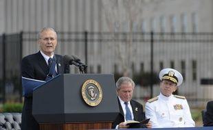 Donald Rumsfeld, l'architecte des guerres d'Irak et d'Afghanistan sous George W. Bush, est décédé (Archives)